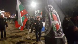 Extremisti din toata Europa au luat cu asalt Sofia pentru comemorarea unui general nazist