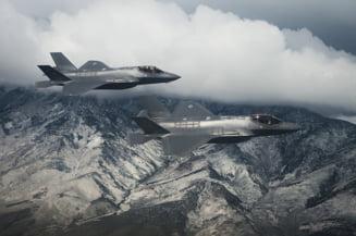 F-35, final de probleme tehnice? Lockheed Martin a gasit solutia la cea mai mare vulnerabilitate a avionului