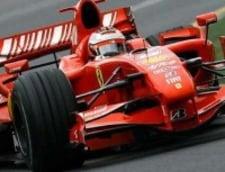 F1: Kimi Raikkonen castiga la Sepang