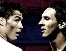 FARA SURSA/LINK Surpriza de proportii: Messi se inclina in fata lui Cristiano Ronaldo