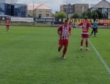 FC Arges - UTA Arad, remiza in derby-ul promovatelor in Liga 1. Goluri spectaculoase de ambele parti