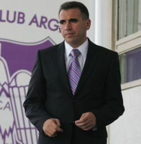FC Arges, retrogradata in Liga II, Penescu e exclus din fotbal