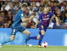 FC Barcelona - Real Madrid: Reactiile celor doi antrenori dupa partida din Supercupa Spaniei