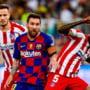 FC Barcelona, invinsa in semifinalele Supercupei Spaniei dupa un meci de senzatie