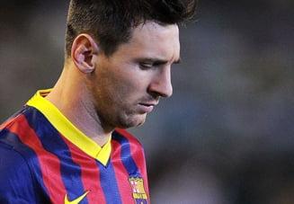 FC Barcelona, la pamant: O noua infrangere rusinoasa