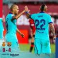 FC Barcelona, victorie cu Mallorca, scor 4-0, in LaLiga. Un suporter a intrat pe teren desi meciul se disputa fara spectatori