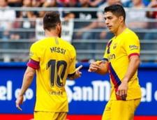 FC Barcelona, victorie la scor in Spania