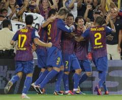 FC Barcelona a castigat Supercupa Spaniei dupa un meci nebun cu Real Madrid