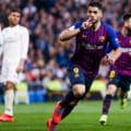 FC Barcelona a facut scor pe terenul lui Real Madrid