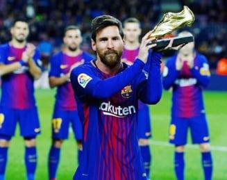 FC Barcelona a facut spectacol in Spania, dar Messi a fost ghinionistul meciului