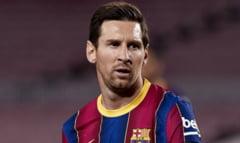 """FC Barcelona a facut spectacol pe """"Camp Nou"""" si ramane in lupta pentru titlu. Ce performanta a realizat Messi"""