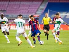 FC Barcelona a invins Elche, scor 1-0, si a castigat trofeul Joan Gamper