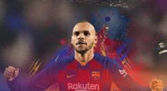 FC Barcelona a transferat un atacant danez - oficial