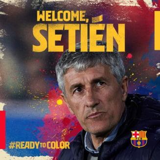 FC Barcelona are un nou antrenor - oficial