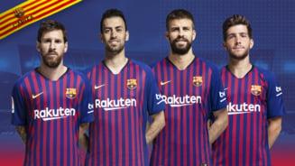 FC Barcelona are un nou capitan