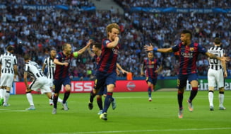 FC Barcelona castiga Liga Campionilor dupa un meci superb
