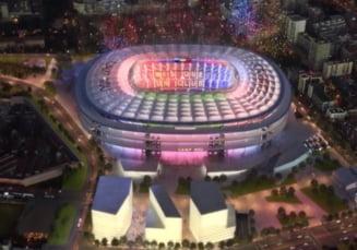 FC Barcelona isi modernizeaza stadionul: Iata cum va arata bijuteria Camp Nou (Video)