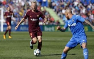 FC Barcelona obtine o victorie chinuita in Spania