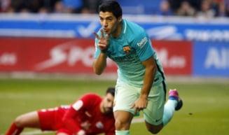 FC Barcelona obtine o victorie de rasunet in Spania