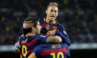 FC Barcelona obtine o victorie spectaculoasa in Spania