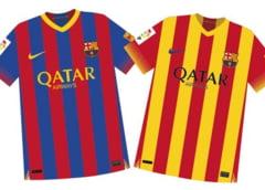 FC Barcelona pregateste o mare surpriza. Iata cum arata tricourile pentru noul sezon