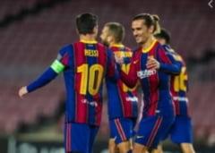 FC Barcelona s-a calificat in sferturile de finala ale Cupei Spaniei