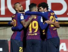 FC Barcelona s-a salvat in prelungiri de la o mare rusine
