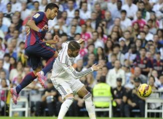 FC Barcelona umileste Real Madrid pe Bernabeu