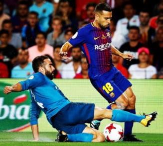 FC Barcelona vs Real Madrid, duel de foc in Cupa Spaniei