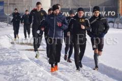 FC Brasov. Inca un jucator si-a reziliat contractul