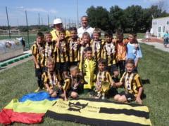 "FC Brasov a cistigat ""Junior's Cup"" in Bulgaria"