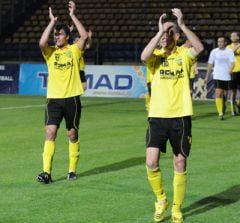 FC Brasov face primul pas spre finala Cupei Romaniei
