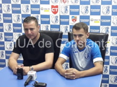 "FC Farul intalneste la Constanta ultima clasata Ianis Zicu - ""Trebuie sa tratam foarte serios partida"""