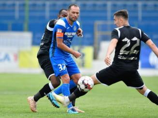 FC Hermannstadt a invins Academica Clinceni, scor 2-0. Sibienii, la al saselea meci fara infrangere