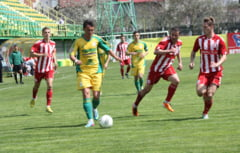 FC Olt, din nou in front: cu Unirea Tarlungeni!