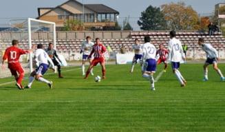 FC Olt, intermediara cu FC Bihor