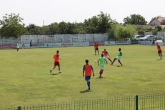 FC Olt Slatina - AS Milcov, scor identic. 2-3 pentru formatia din liga a IV-a