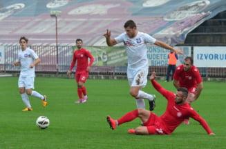 FC Olt Slatina - FC Bihor, 1-1 la ocazii, 0-0 pe tabela