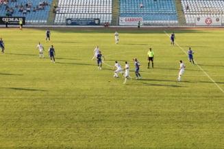 FC Olt Slatina: Un punct si doua cartonase rosii la Valcea