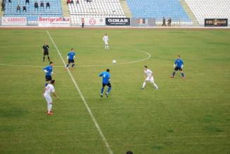 FC Olt Slatina, doar un punct pe teren propriu cu Unirea Tarlungeni
