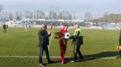 FC Olt Slatina a pierdut amicalul cu Dinamo Bucuresti