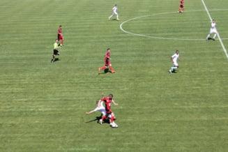 FC Olt Slatina intalneste Metalul Resita