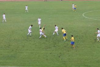 FC Olt Slatina isi mentine pozitia a VII-a, la un punct de play-off