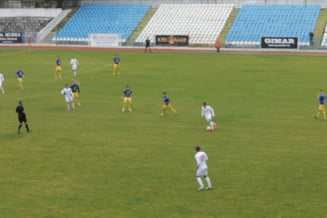 FC Olt Slatina s-a impus in fata Olimpiei cu doua goluri marcate dupa pauza