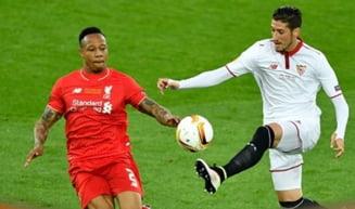 FC Sevilla invinge Liverpool si castiga Europa League