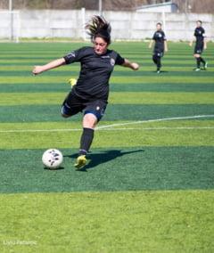 FC Universitatea vrea in Superliga de FOTBAL FEMININ