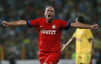FC Vaslui, batuta de Inter in Europa League