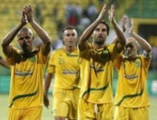 FC Vaslui a spart gheata cu FC Brasov