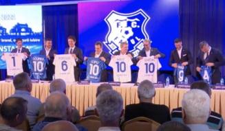 FC Viitorul si Farul au fuzionat sub numele de Farul Constanta