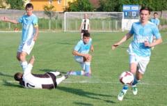 FC Zalau incepe sezonul la Iernut